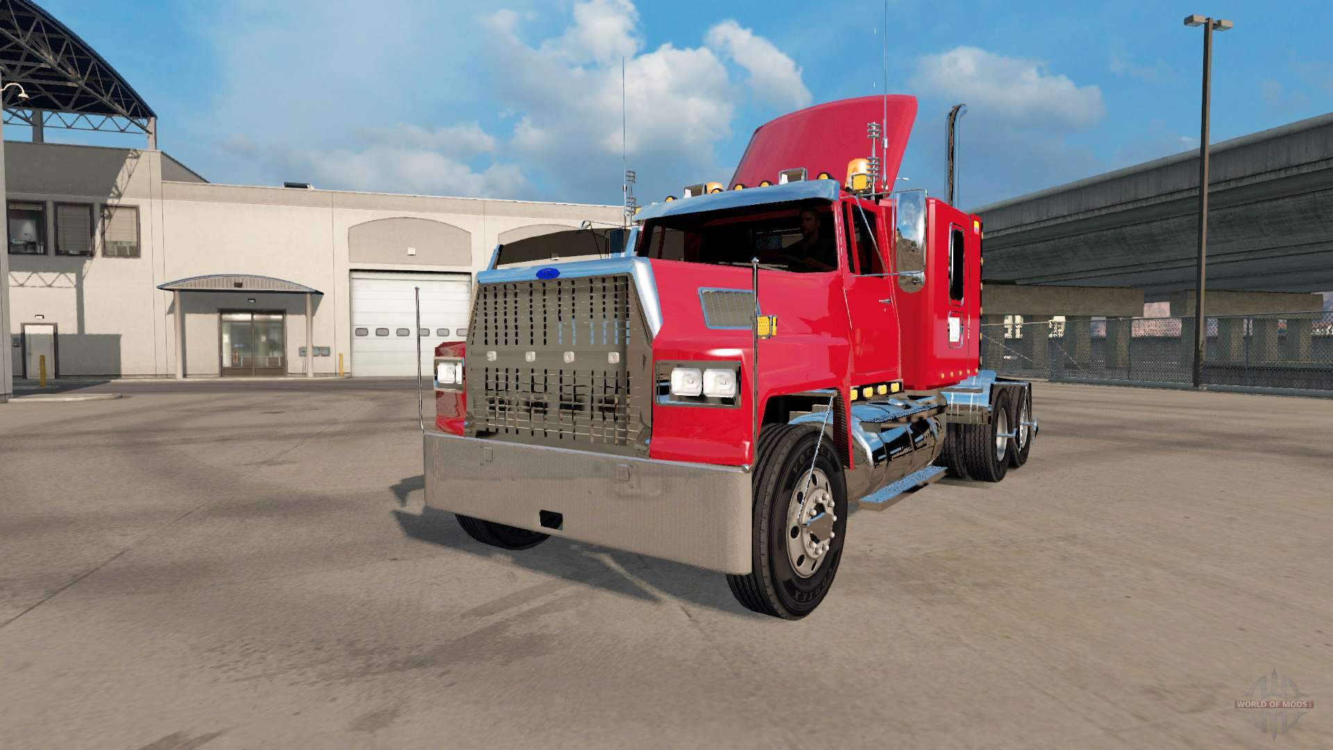 Ford LTL9000 for American Truck Simulator