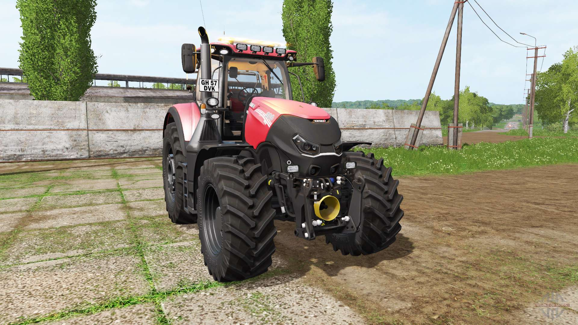 case ih fm 750 manual