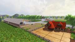 Farm Gerlach v1.1 for Farming Simulator 2013