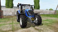 Valtra N134 for Farming Simulator 2017