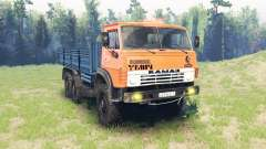 KamAZ 5510 for Spin Tires