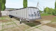Dakota grain trailer for Farming Simulator 2017
