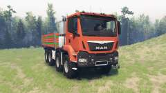 MAN TGS 41.480 v1.1 for Spin Tires