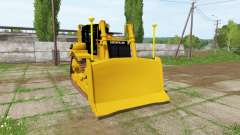 Caterpillar D7R v1.1 for Farming Simulator 2017