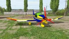 Robin DR-400 for Farming Simulator 2017