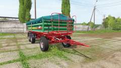 METALTECH DB 14 v1.1 for Farming Simulator 2017