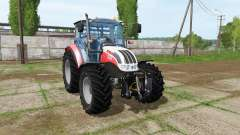 Steyr Kompakt 4095 for Farming Simulator 2017