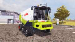 CLAAS Lexion 600 TerraTrac v3.0 for Farming Simulator 2013