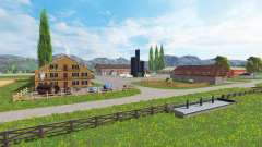District of Breisgau v1.4 for Farming Simulator 2015