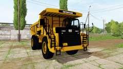 Caterpillar 773G for Farming Simulator 2017