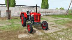Zetor 25K 1960 v1.2 for Farming Simulator 2017