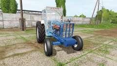 Ford 7000 rusty for Farming Simulator 2017