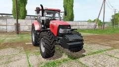 Case IH Maxxum 125 CVX v1.3 for Farming Simulator 2017