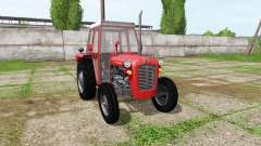 IMT 539 DeLuxe v1.1 for Farming Simulator 2017