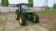 John Deere 6910 for Farming Simulator 2017