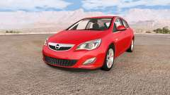 Opel Astra (J) for BeamNG Drive