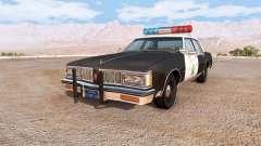 Oldsmobile Delta 88 cop pack v1.5.1