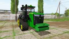 John Deere 9560RT for Farming Simulator 2017