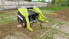 CLAAS Silva 200 for Farming Simulator 2017