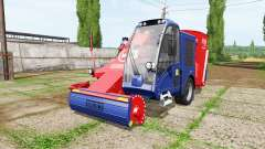 SILOKING SelfLine Compact 1612 extraordinaire for Farming Simulator 2017