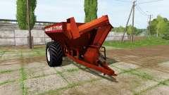 Dawn 20 v1.1 for Farming Simulator 2017