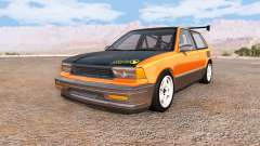 Ibishu Covet racer v1.1 for BeamNG Drive