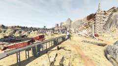 Wasteland v1.2 for BeamNG Drive