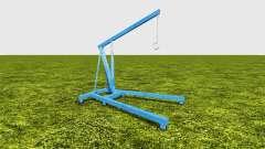 Hoisting crane for Farming Simulator 2017