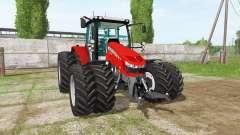 Massey Ferguson 5712 for Farming Simulator 2017