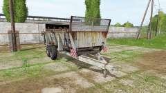 RUR 10 for Farming Simulator 2017