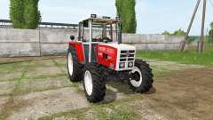 Steyr 8080 Turbo SK1 v2.0 for Farming Simulator 2017