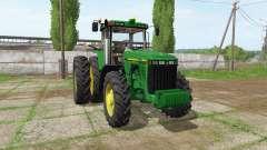 John Deere 8410 v1.0.1 for Farming Simulator 2017