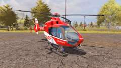Eurocopter EC135 T2 DRF v2.0 for Farming Simulator 2013
