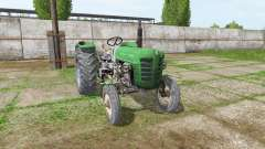 URSUS C-4011 v1.1 for Farming Simulator 2017