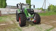 Fendt 933 Vario v1.3 for Farming Simulator 2017