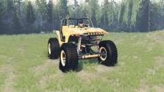 Suzuki LJ80 rock crawler