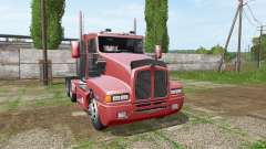 Kenworth T600 v1.1 for Farming Simulator 2017