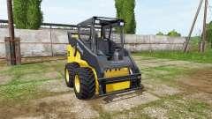 John Deere 320E for Farming Simulator 2017