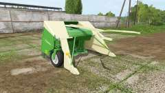 Krone 130FB v1.1.0.1 for Farming Simulator 2017