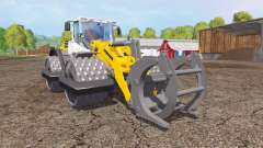Liebherr L576 special sillage for Farming Simulator 2015