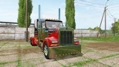 Kenworth W900 v1.3 for Farming Simulator 2017