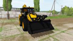 JCB 4CX ECO for Farming Simulator 2017