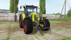 CLAAS Arion 650 for Farming Simulator 2017