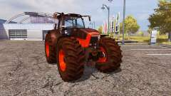 Deutz-Fahr Agrotron X 720 DEK v1.2 for Farming Simulator 2013