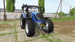 Valtra N154e v1.0.1 for Farming Simulator 2017