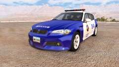 ETK 800-Series chinese police v2.5 for BeamNG Drive