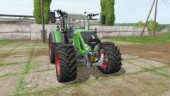 Fendt 712 Vario for Farming Simulator 2017