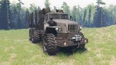 Ural 4320-10 Tungus v3.1