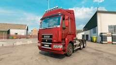 Sisu R500 v1.1.8 for Euro Truck Simulator 2