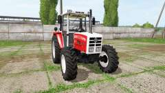 Steyr 8090A Turbo SK2 v2.5 for Farming Simulator 2017